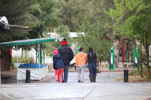 Confirman dos días más de frío sin lluvia en La Laguna