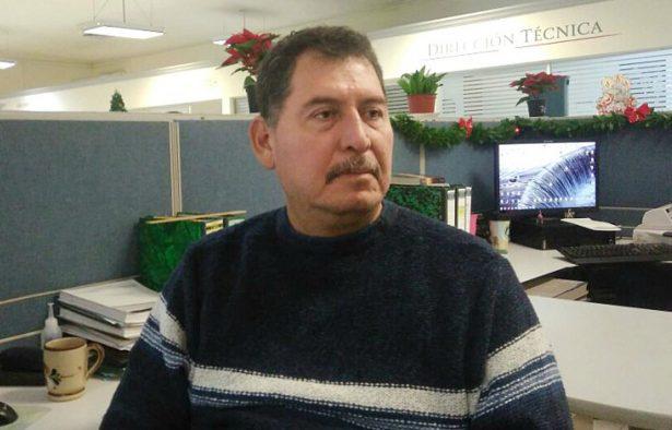 Luis Ernesto Montoya, de la Comisión Nacional del Agua.