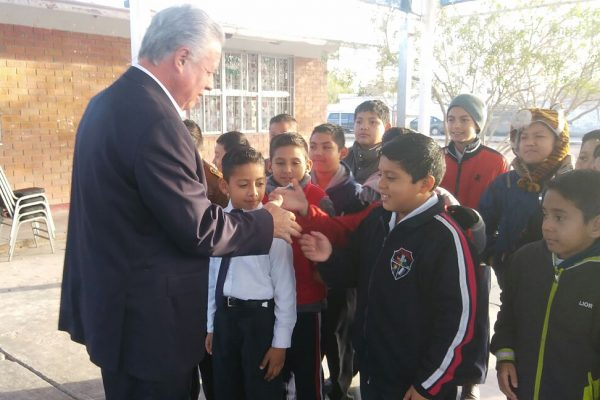 En marcha el Programa de Acción Escolar