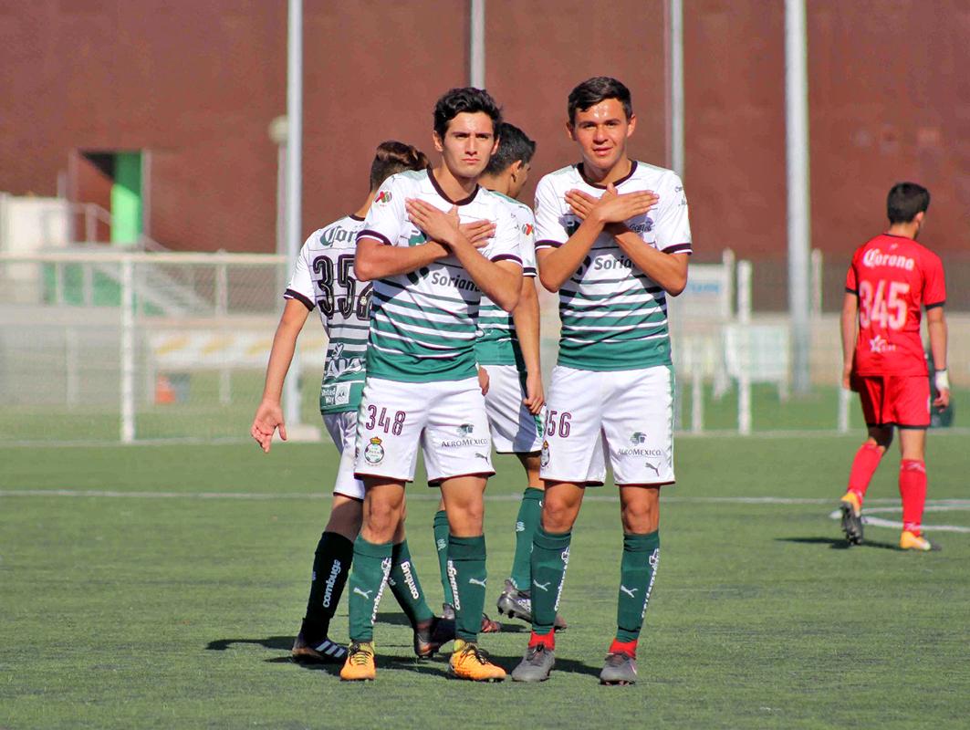 Logró Santos empate frente a Veracruz