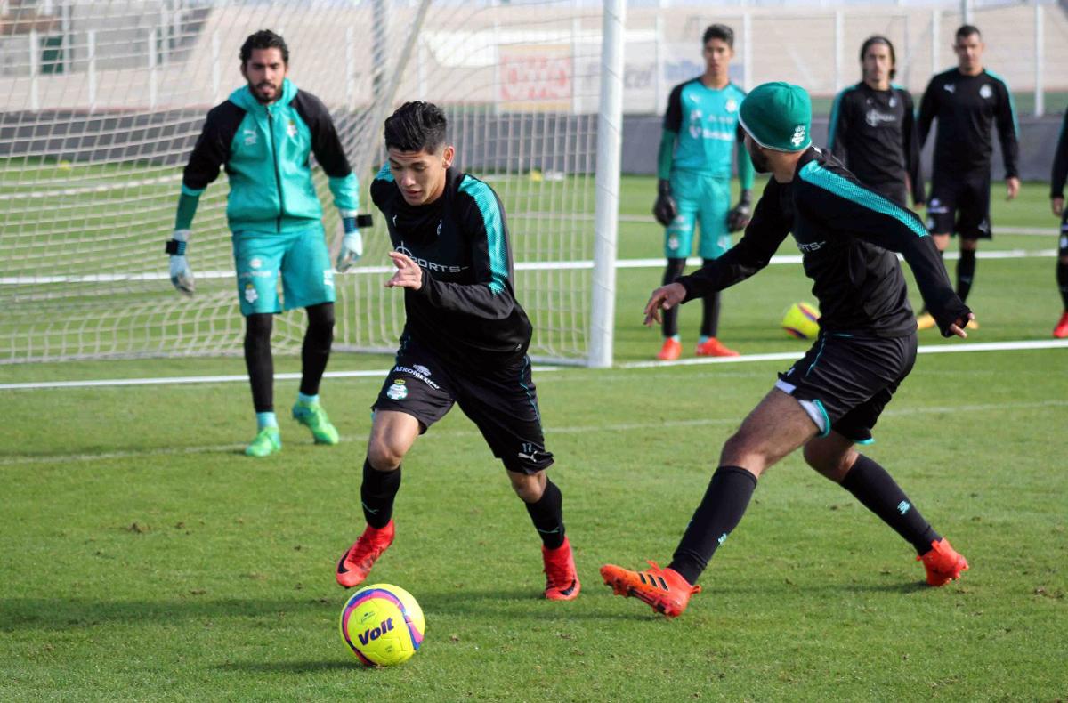 Santos va por triunfo en Copa MX frente a Mineros