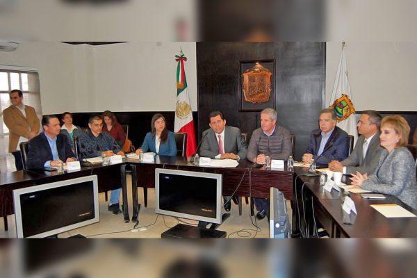 Se instala la Comisión de Gobernación, Puntos Constitucionales y Justicia del Congreso del Estado