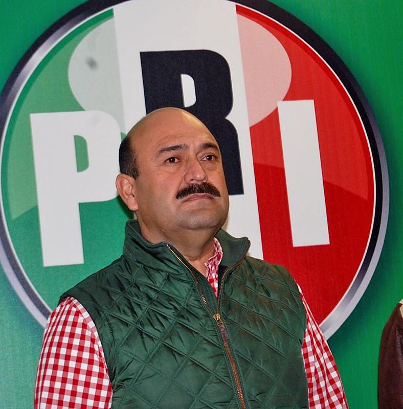 Desde hoy lidera PRI Rodrigo Fuentes