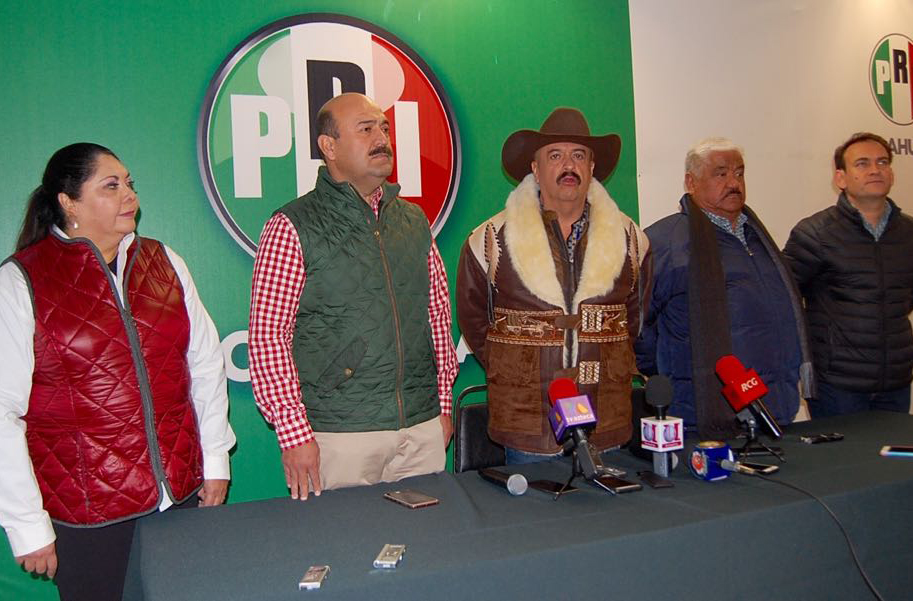 En Coahuila el PRI va por