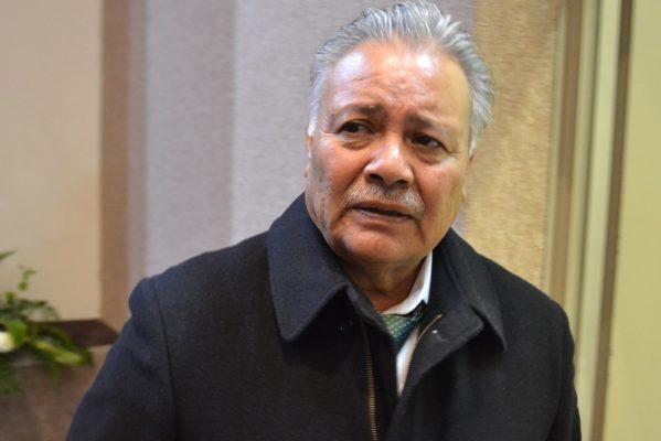Jesús Ayala Balderas, líder de los productores de algodón en La Laguna.