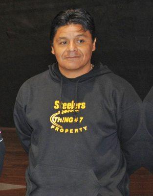 Profr. Jesús Félix Sifuentes, director del XX Torneo Anual Comarca 2018 de TKD.