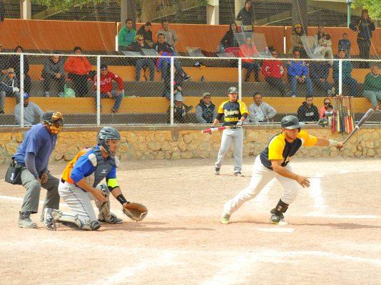 Lista la Jornada 3 de la Liga de Beisbol Empleados y Profesionistas