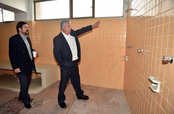 Jorge Zermeño rescatará áreas deportivas