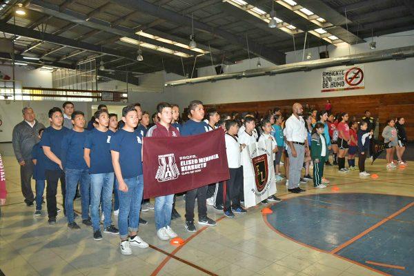 Son 14 escuelas del nivel secundaria las que estarán participando en la Liga Deportiva Escolar Laguna 2.
