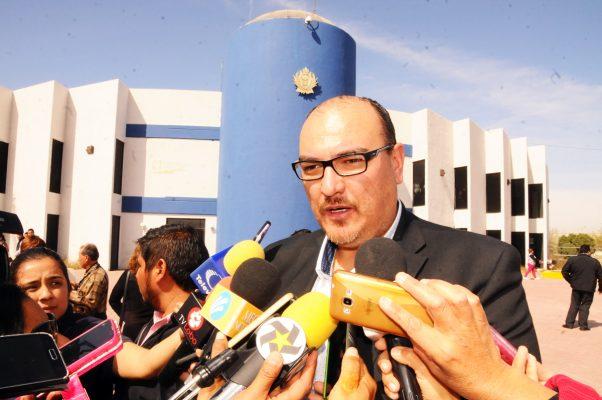 Daniel Rocha es el nuevo vicefiscal de la región Lagunera, y quien sustituyó a Francisco Zacarías Oliver.