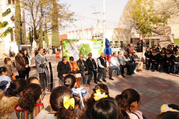 Celebran Día Mundial de la Educación Ambiental