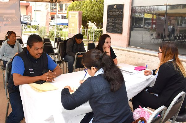 En GP se siguen fomentando las oportunidades laborales
