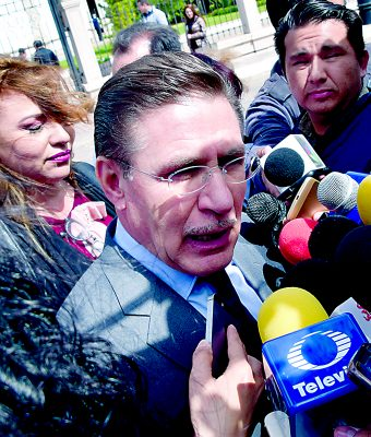Reconoce Aispuro hostigamiento del Municipio a los empresarios