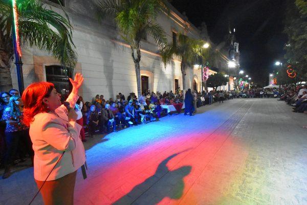 Más de tres mil lerdenses fueron parte del festival por el Día del Amor y la Amistad