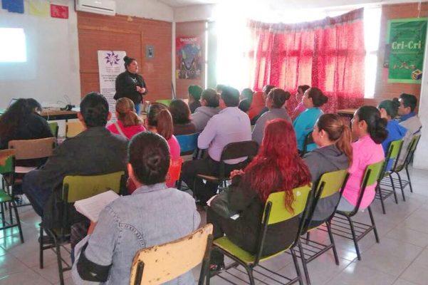 Centro de Justicia y Empoderamiento continúa con pláticas sobre acoso sexual callejero
