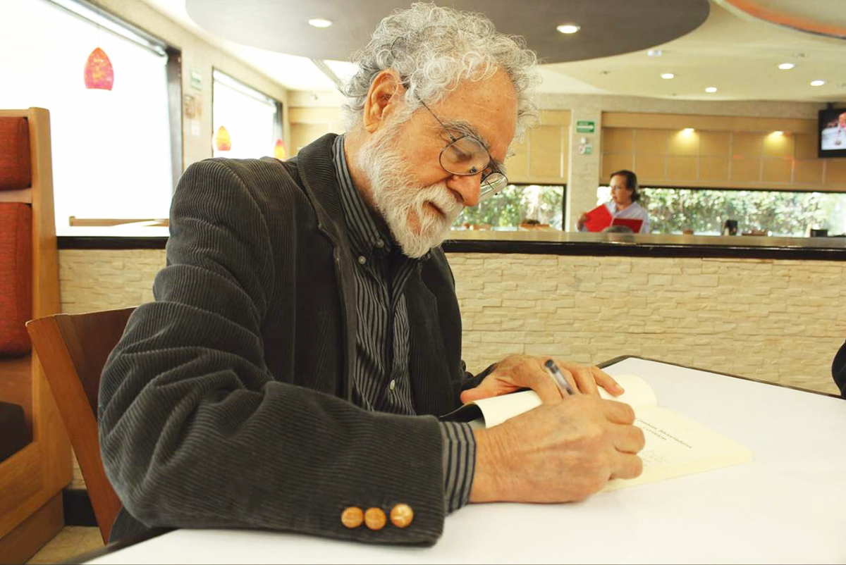Saúl Rosales Carrillo es un literario destacado a nivel nacional.