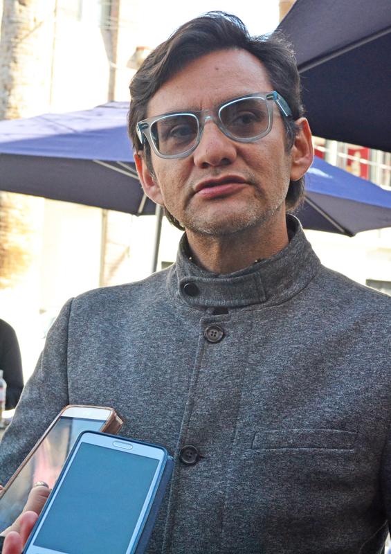 Elías Agüero, titular del Instituto Municipal de Cultura y Educación de Torreón.