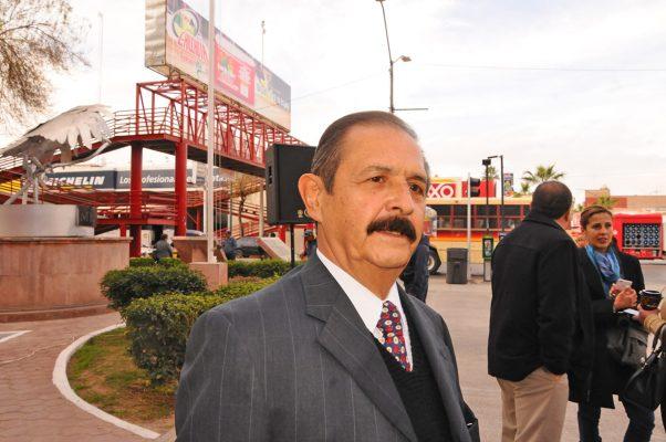 Ricardo Fontecilla, director de Seguridad Pública.