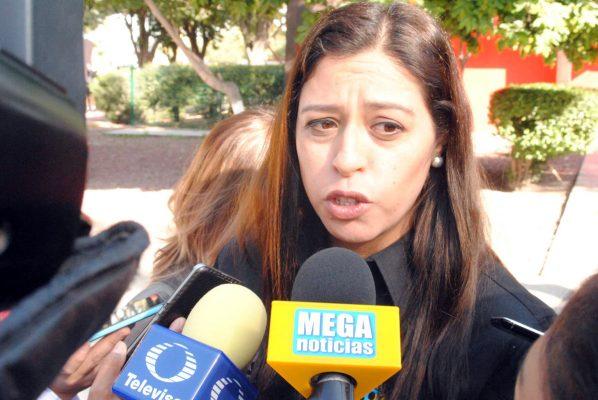 Brenda Rosas Gamboa, secretaria del Trabajo.