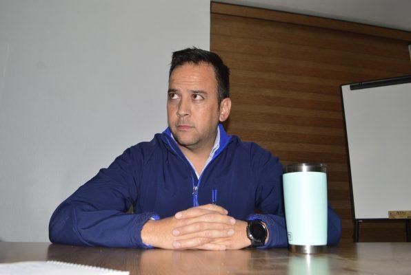 Rogelio Cuéllar García, director de Desarrollo Social en Torreón.