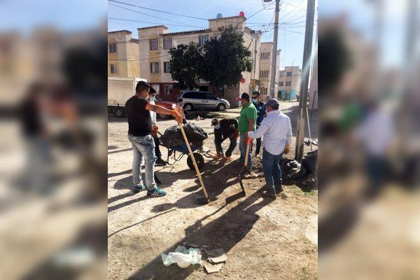Los martes serán de Brigada de Limpieza en colonias de Torreón
