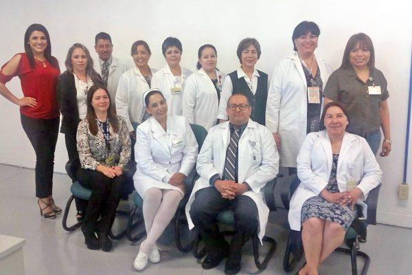 Cumple nueve años en servicio la UMAA 90 del IMSS en Torreón