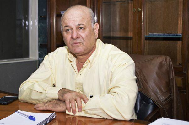 Manuel Acuña Cepeda, director de Salud Municipal.