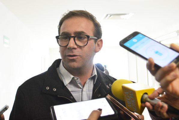 Aldo Villarreal Murra, director de Ordenamiento Territorial y Urbanismo.