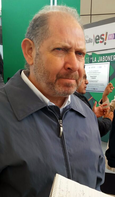 Alfredo Mafud Kaim, Subdelegado de la PROFECO en Torreón.