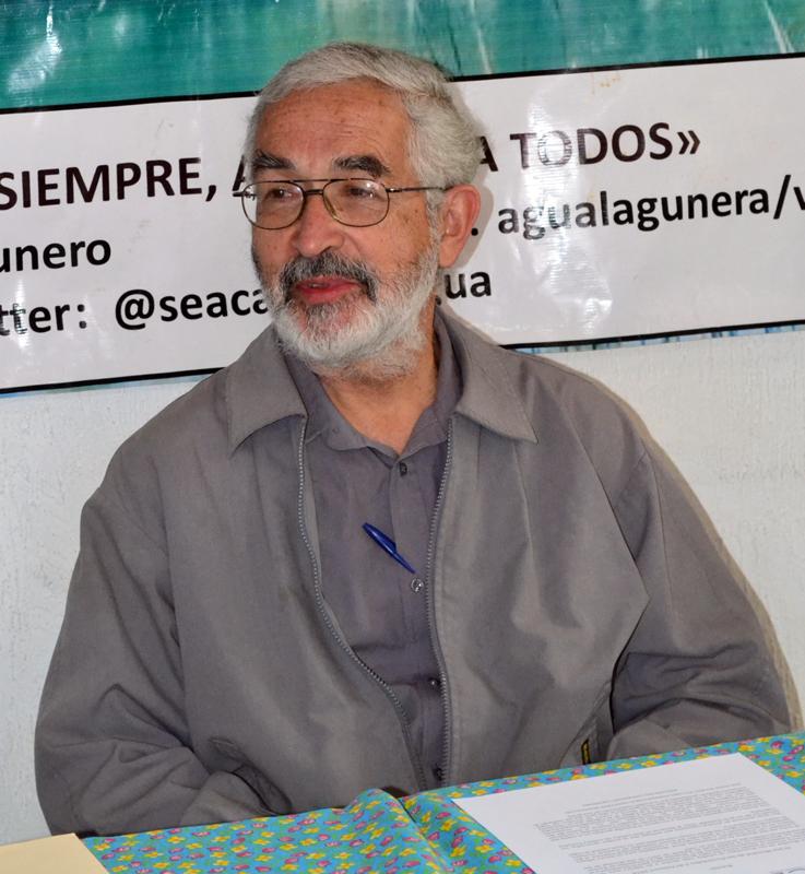 Gerardo Jiménez González, del Encuentro Ciudadano Lagunero.