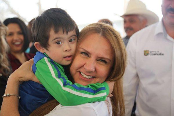 Trabaja DIF Coahuila por la salud integral de niñas y niños