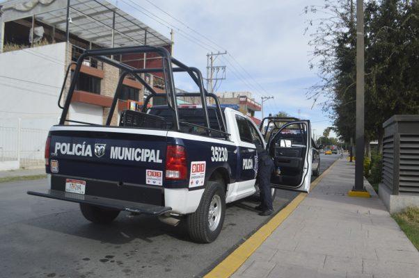 Se trabaja para mejorar la seguridad en Torreón: DSPM