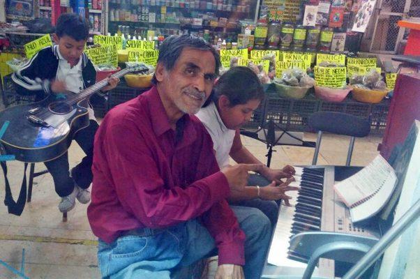 La música como soporte de vida