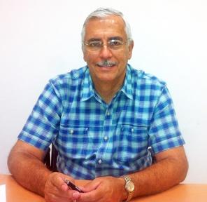 Juan Antonio del Río, jefe de consultas y gestión de calidad del Hospital Universitario.