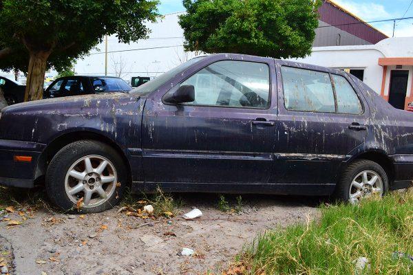 80 vehículos 'chatarra' se han retirado de las calles de Torreón
