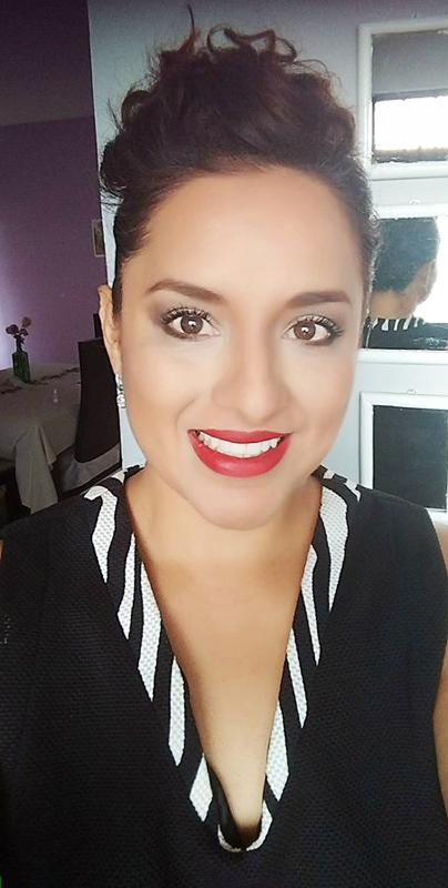 Aleyda Hernández Camacho, Cosmetóloga Certificada.