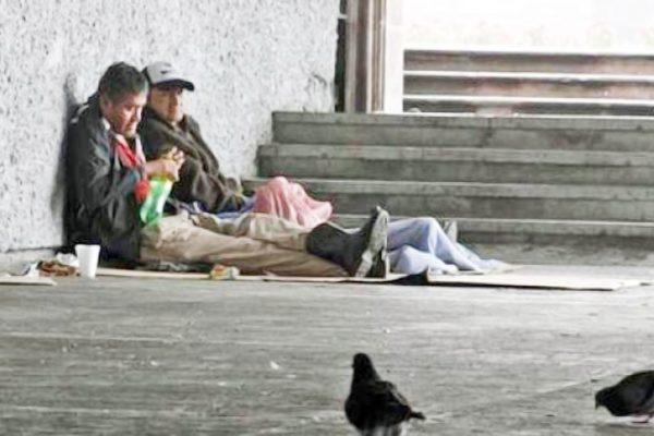 Se incrementa el número de indigentes en Torreón