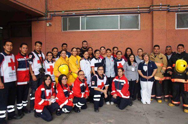 Celebra Cruz Roja Mexicana Delegación Torreón su 75 aniversario