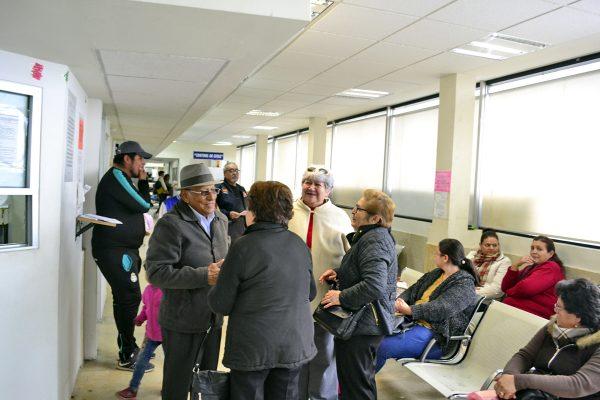 ISSSTE Torreón continúa con actividades de campaña de salud del hombre