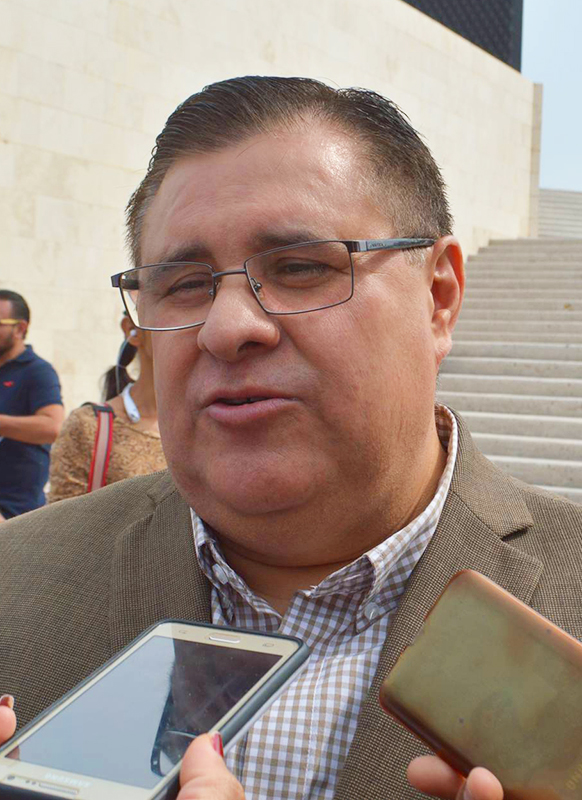 Sergio Lara Galván, secretario del Ayuntamiento de Torreón.