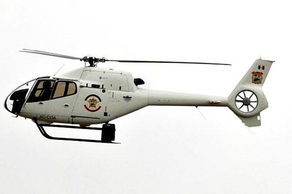 Planea gobernador adquirir nuevo helicóptero