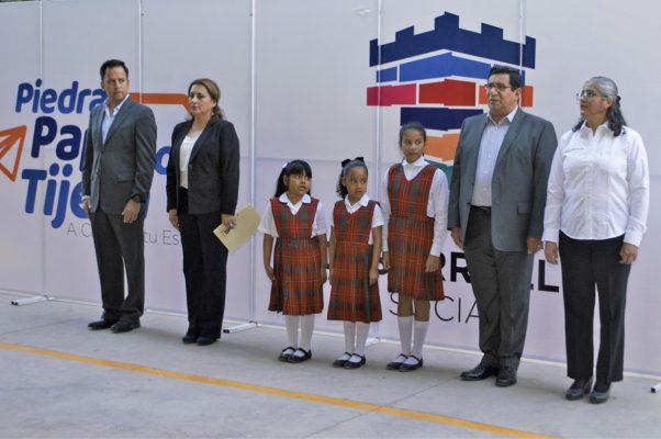 Llega el PAE a la Escuela Primaria 'Niños Héroes de Chapultepec'