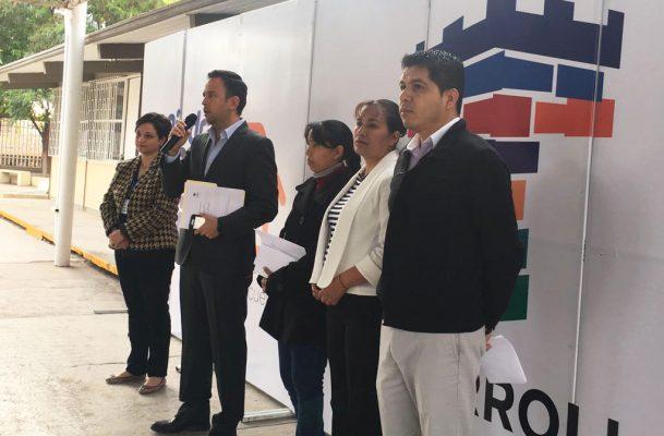 Rehabilitará el municipio la escuela 'Felipe Ángeles'