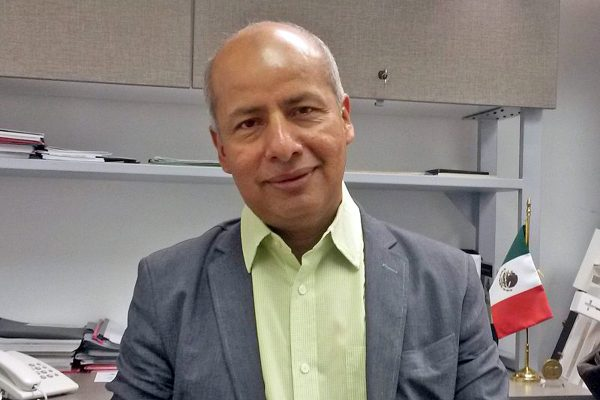 Tomás Galván Camacho, director de Obras Públicas en Torreón.
