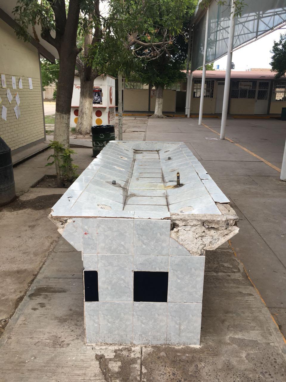 Mejoras en la infraestructura de la Escuela Primaria 'Felipe Ángeles' se realizarán a través del PAE.