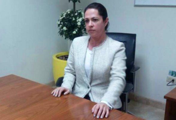 Gabriela Romero Llamas, regidora priista.