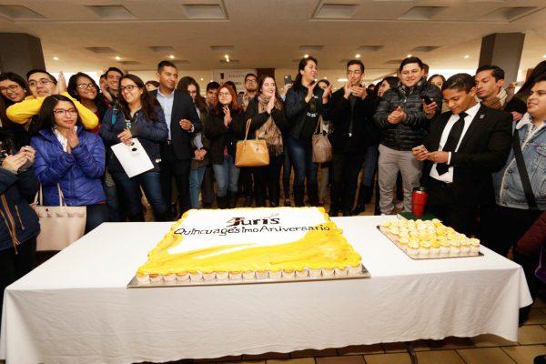 Inician los festejos del 75 aniversario de la Facultad de Jurisprudencia