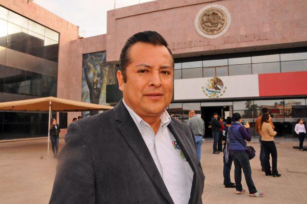 Francisco Raúl Ramírez, titular de la Oficina de Enlace de la SRE con Gómez Palacio.