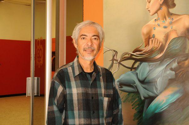 Arquitecto Carlos Burciaga López, coordinador operativo de la Casa de la Cultura de Gómez Palacio.