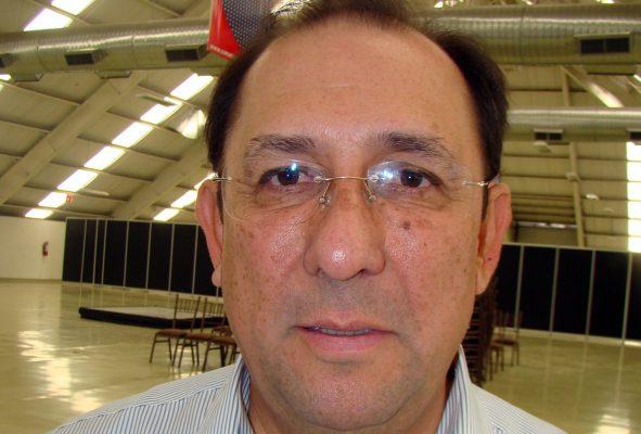 Mario Lozoya Díaz Vélez, consejero nacional de Canacintra.